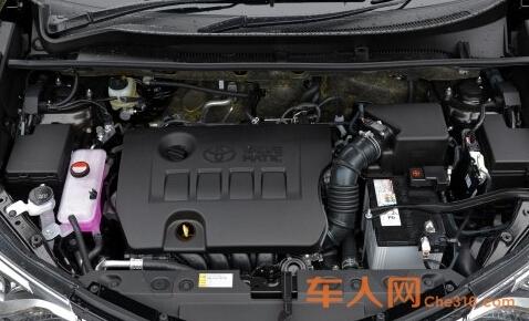 新RAV4配置曝光 配备新2.0L发动机