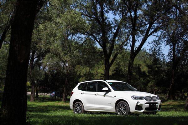 新一代BMW X3效果图曝光