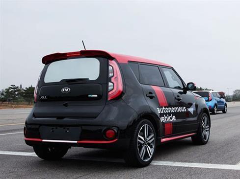 一周后CES现代和起亚要用自动驾驶抢头条-搜狐汽车