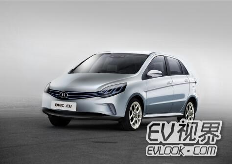 CES展会北汽新能源i-link?智能网联品牌-搜狐汽车