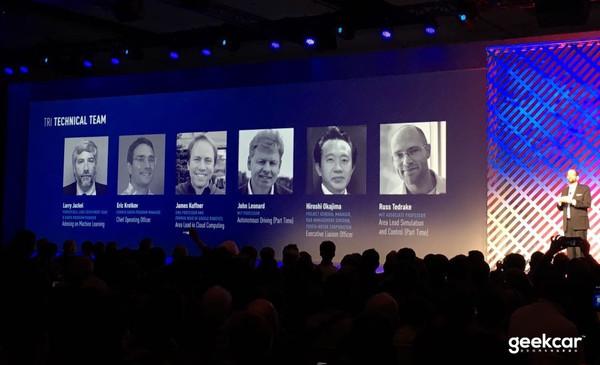 「CES 2016」丰田的人工智能梦原来是这样