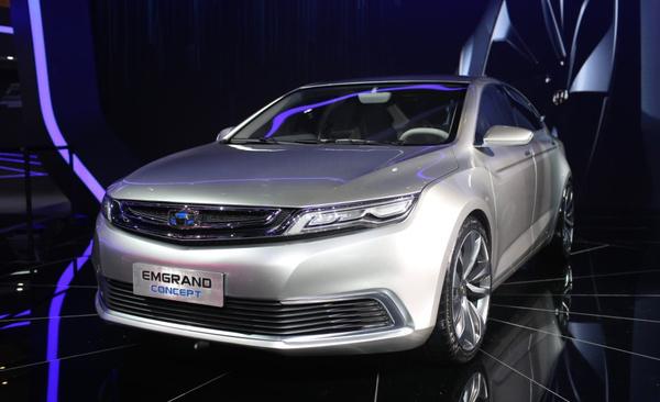 吉利去年销量创新高 明年多款车上市目标60万辆