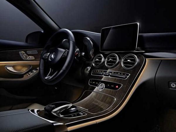 最佳豪华品牌 中型车——奔驰C级