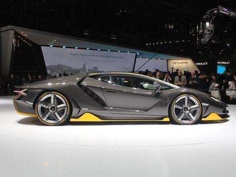 日内瓦车展上的10款顶级跑车 有些你也买得起