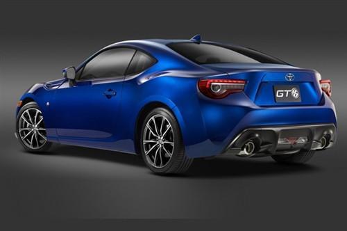 丰田难得出一辆好看的车,新86颜值爆表