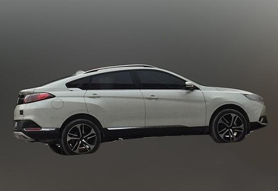 酷似歌诗图,启辰全新SUV即将量产