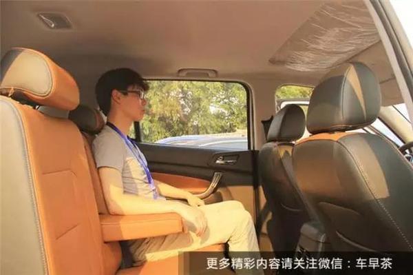试驾长安CX70:SUV和MPV市场都想通吃?
