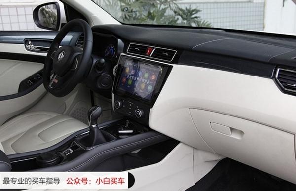 一眼以为是缤智,东风小康竟推新款SUV