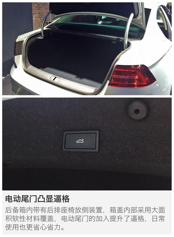 [北京车展]轴距长/动力强 全新迈腾解码