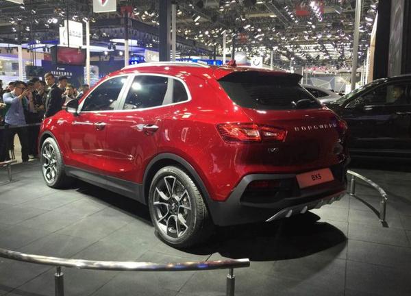 SUV这么火,车展上这些新生代紧凑SUV你造吗?