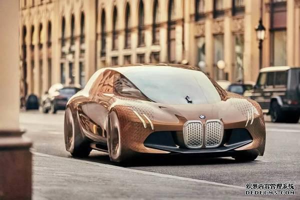 一品解读|人工智能让未来的宝马不仅是汽车