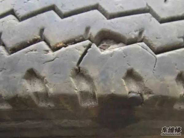 车子补过胎 上高速有危险吗?要换胎吗?(图8)