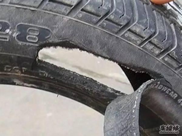车子补过胎 上高速有危险吗?要换胎吗?(图10)