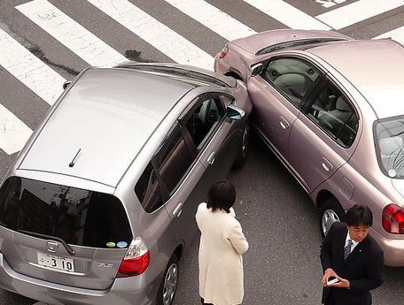 交通事故认定责任后,你知道怎么划分赔偿比例吗?
