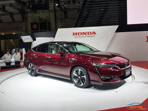 本田通用合作生产燃料电池 2020年量产