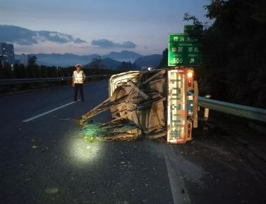 疲劳驾驶危险!交警告诉你如何避免类似事故