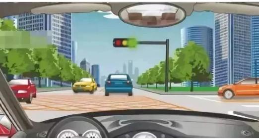 闯绿灯也违法!我是不是遇到了假信号灯?