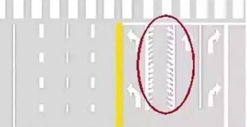 老司机遇到这种车道都头疼,不知道怎么走,错了罚100扣3分!