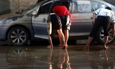 汽车被水泡了怎么办?不要慌,做好这4步就不会有大问题!
