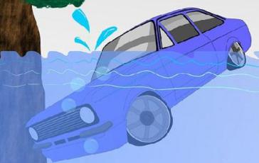 汽车落水怎么办?